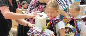 School Supplies Drive 2010