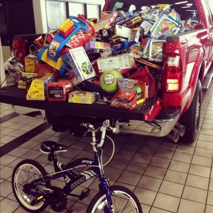 Reed Community Toy Drive