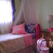 Disney Princess Room Make-over