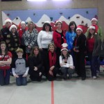 Santa Outreach Volunteers