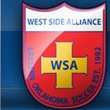 west side alliance soccer logo