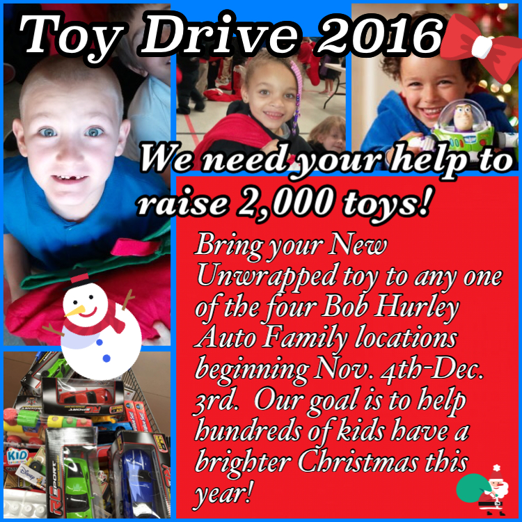 Christmas 2016 - Toy Drive