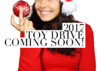 2017 TOY DRIVE is coming soon!